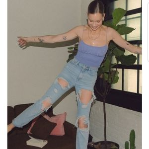 Urban outfitters mom jean